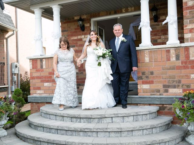 Nick and Stephanie's wedding in Mississauga, Ontario 23