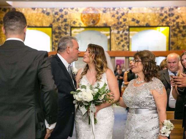 Nick and Stephanie's wedding in Mississauga, Ontario 33