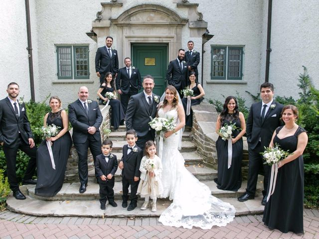 Nick and Stephanie's wedding in Mississauga, Ontario 44