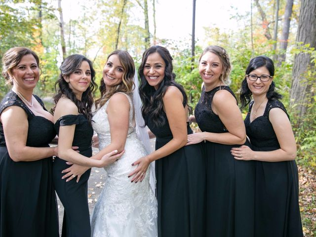 Nick and Stephanie's wedding in Mississauga, Ontario 47