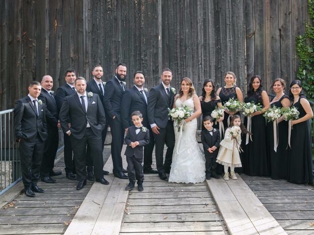 Nick and Stephanie's wedding in Mississauga, Ontario 48
