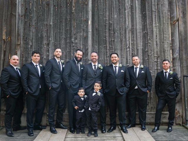 Nick and Stephanie's wedding in Mississauga, Ontario 49