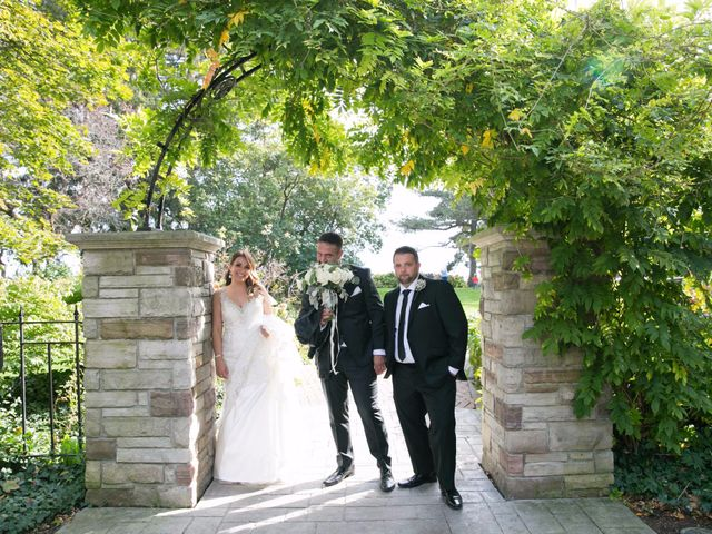 Nick and Stephanie's wedding in Mississauga, Ontario 53