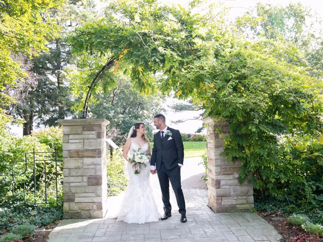 Nick and Stephanie's wedding in Mississauga, Ontario 54