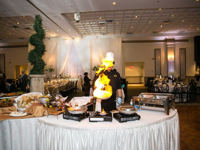Nick and Stephanie's wedding in Mississauga, Ontario 69