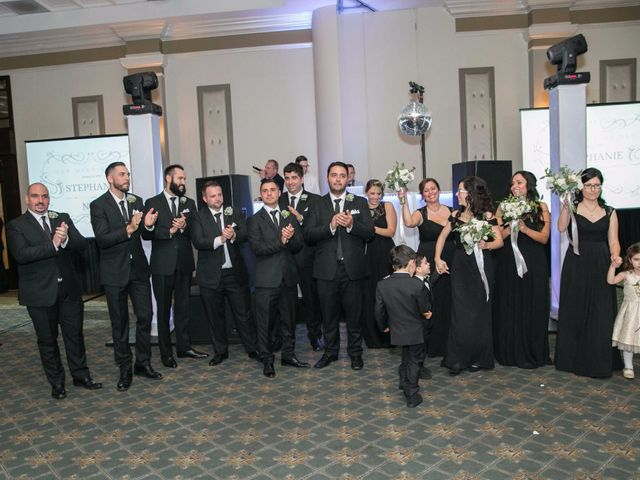 Nick and Stephanie's wedding in Mississauga, Ontario 71