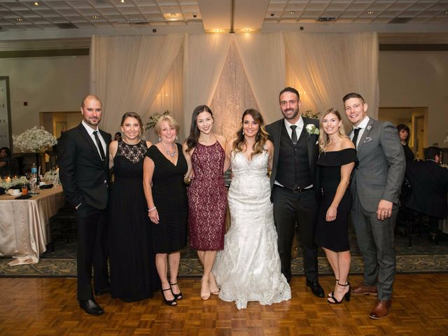 Nick and Stephanie's wedding in Mississauga, Ontario 83