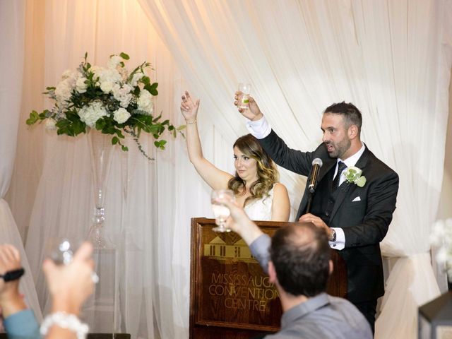 Nick and Stephanie's wedding in Mississauga, Ontario 84