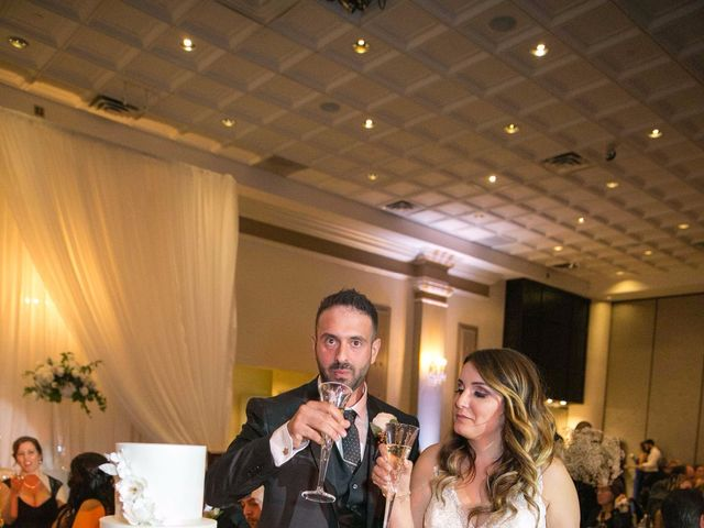 Nick and Stephanie's wedding in Mississauga, Ontario 87