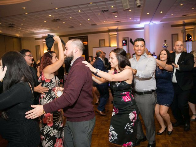 Nick and Stephanie's wedding in Mississauga, Ontario 90