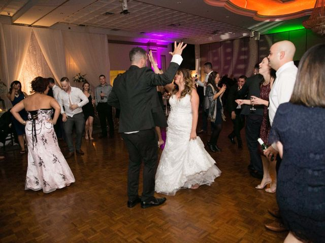 Nick and Stephanie's wedding in Mississauga, Ontario 105