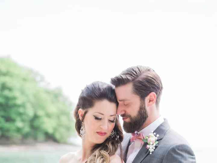 The wedding of Angela and Bryan