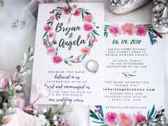 The wedding of Angela and Bryan 6