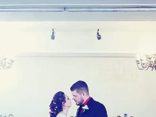The wedding of Bethany and Stephen 1