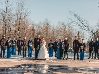 The wedding of Bethany and Stephen 3