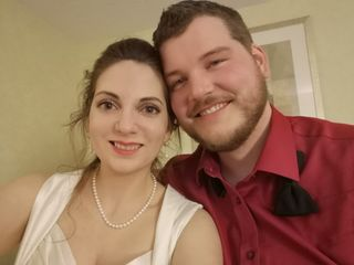 The wedding of Bethany and Stephen