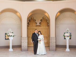 The wedding of Salimah and Fariz 3