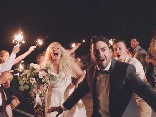 The wedding of Kayla and Dan 2