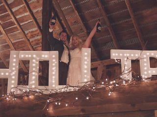 The wedding of Kayla and Dan 3