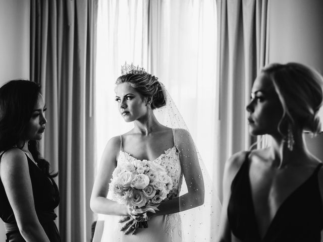 David and Alina's wedding in Toronto, Ontario 1