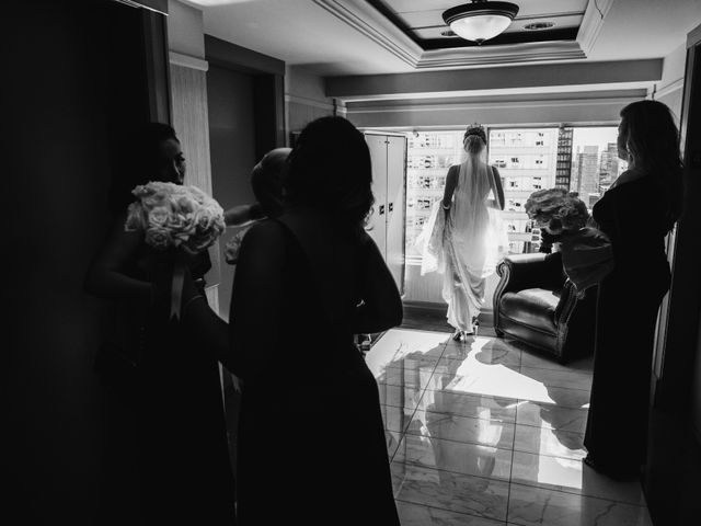 David and Alina's wedding in Toronto, Ontario 18