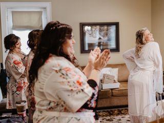 The wedding of Kalyna and Corey 3