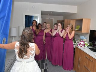 The wedding of Emily and Gary 1
