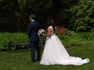 The wedding of Emily and Gary 2