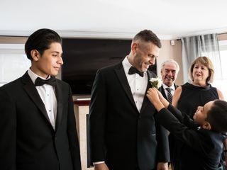 The wedding of Liz and Nick 3