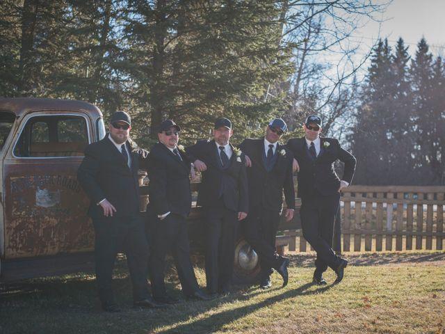 Joel and Danielle's wedding in Spruce Grove, Alberta 3