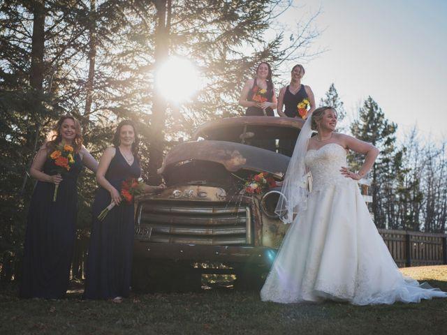 Joel and Danielle's wedding in Spruce Grove, Alberta 5