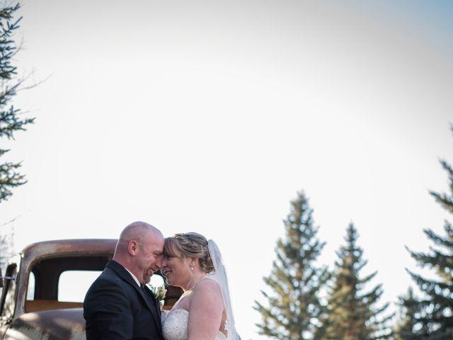 Joel and Danielle's wedding in Spruce Grove, Alberta 8