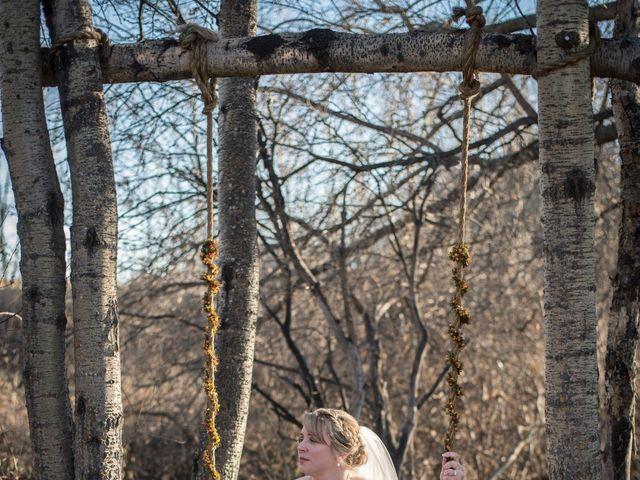 Joel and Danielle's wedding in Spruce Grove, Alberta 9
