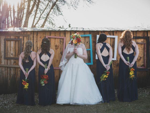 Joel and Danielle's wedding in Spruce Grove, Alberta 1