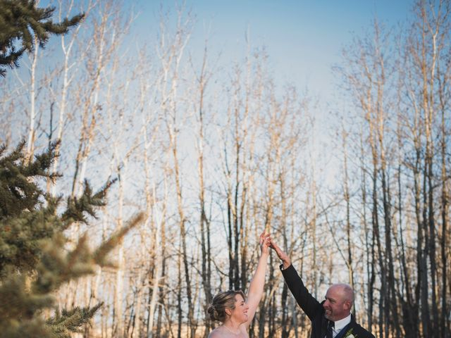 Joel and Danielle's wedding in Spruce Grove, Alberta 14