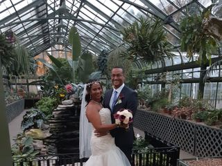The wedding of Rosemarie and Richard 1