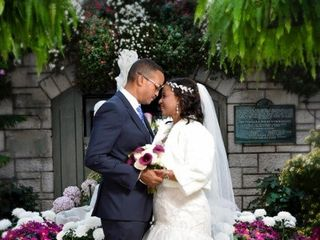 The wedding of Rosemarie and Richard 2