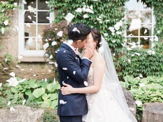 The wedding of Aileen and Jordan 1