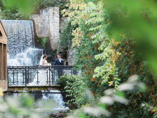 The wedding of Aileen and Jordan