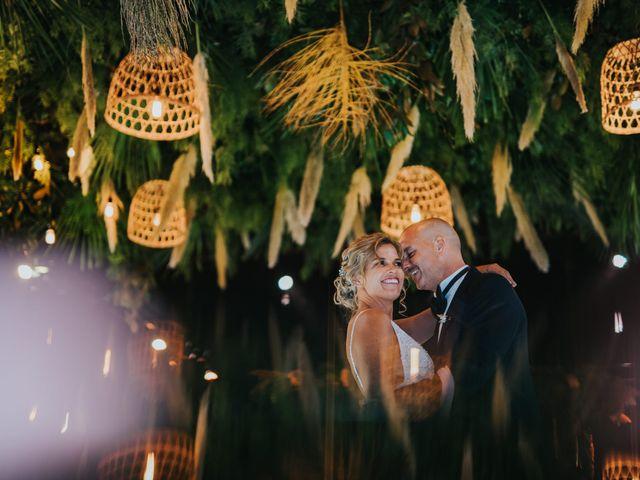The wedding of Ariel and Paula