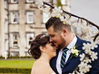 The wedding of Megan  and Nicholas
