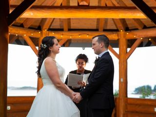 The wedding of Karissa and Kevin