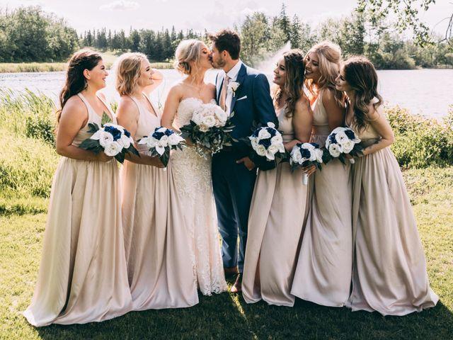 Taylor and Milo's wedding in Edmonton, Alberta 2