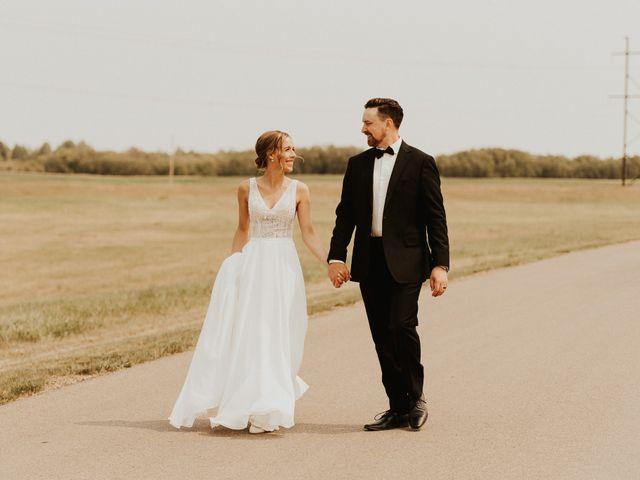 The wedding of Matt and Christina