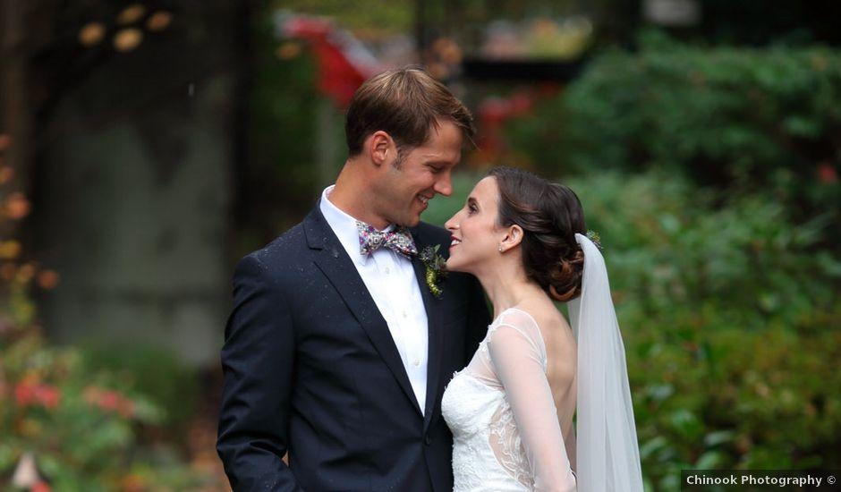 Daniel And Rachel's Wedding In Banff, Alberta
