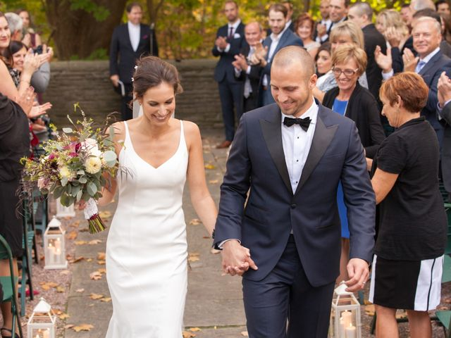 The wedding of Claire and Andrew