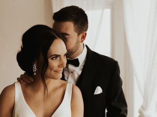 The wedding of Shay and Alyssa