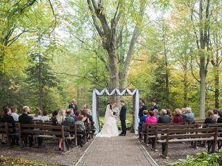 The wedding of Sasha and Chris 1