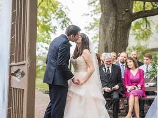 The wedding of Sasha and Chris 2