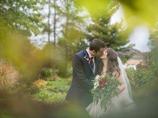 The wedding of Sasha and Chris 3